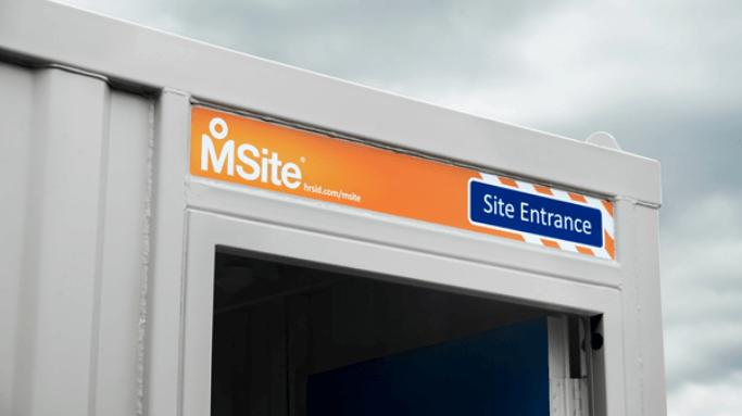 biometric site access