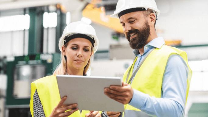 Improving workforce productivity in construction via digitalisation